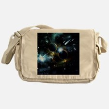 The universe of planets Messenger Bag