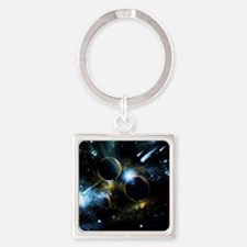 The universe of planets Keychains