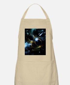 The universe of planets Apron