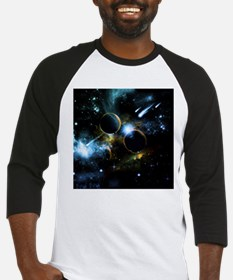 The universe of planets Baseball Jersey