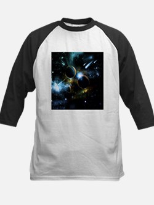 The universe of planets Baseball Jersey