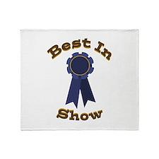 Best in Show Throw Blanket