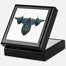 SR-71 Blackbird Keepsake Box