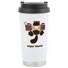 Cute Rodent Travel Mug