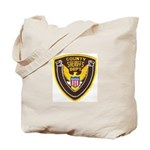 County Sheriff's Dept. Tote Bag