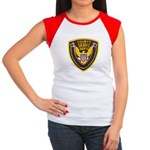 County Sheriff's Dept. Women's Cap Sleeve T-Shirt