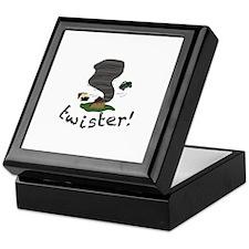 Twister! Keepsake Box