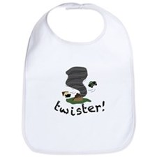 Twister! Bib