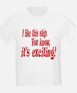 exciting 1. T-Shirt