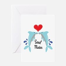 Soul Mates Greeting Cards