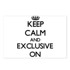 Keep Calm and EXCLUSIVE O Postcards (Package of 8)