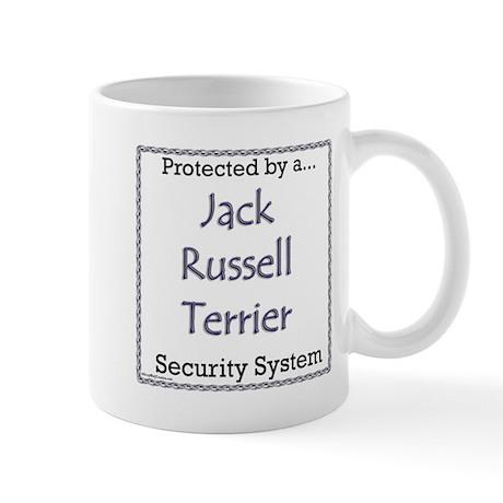 JRT Security Mug