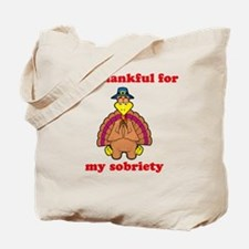 Sobriety Tote Bag