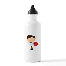 Hero Man Water Bottle