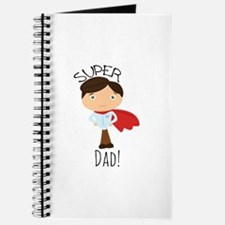 Super Dad! Journal