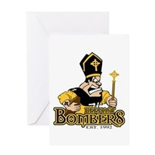 Belfast Bombers Greeting Card