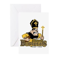 Belfast Bombers Greeting Cards (Pk of 20)