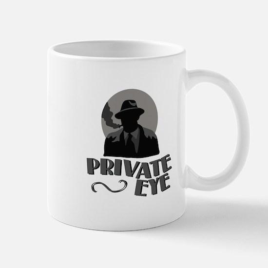 Private Eye Mugs