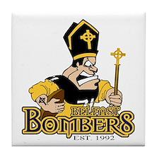 Belfast Bombers Tile Coaster