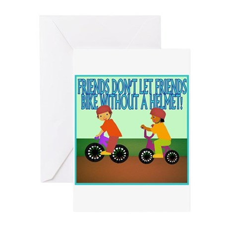 Bicycle Safety Greeting Cards (Pk of 20)