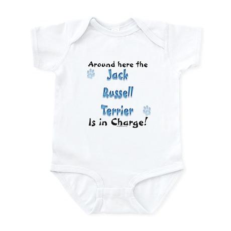 JRT Charge Infant Bodysuit