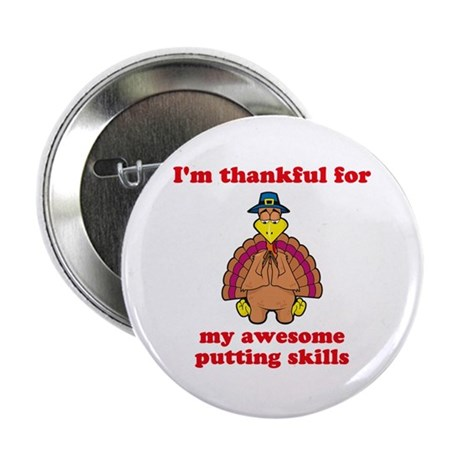 """Putting Skills 2.25"""" Button (10 pack)"""