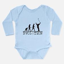 Evolution Hockey Long Sleeve Infant Bodysuit