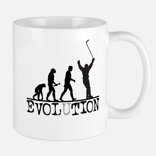 Evolution Hockey Mug