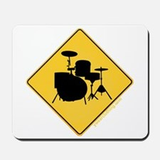 Crossing Zone Drums Mousepad