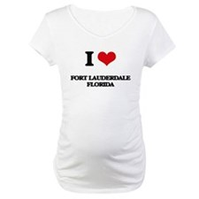 I love Fort Lauderdale Florida Shirt
