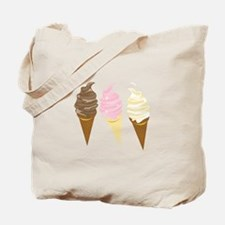Three Cones Tote Bag