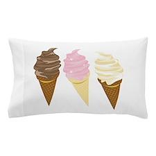 Three Cones Pillow Case