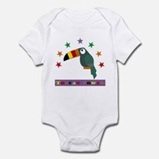 Toucan Power Infant Creeper