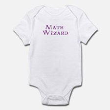 Math Wizard Infant Bodysuit