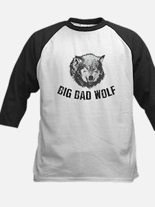 Big Bad Wolf Baseball Jersey
