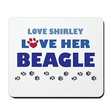 Shirley Mousepad