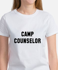 Camp Counselor Women's T-Shirt