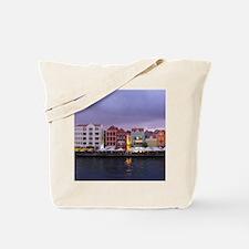 Curacao Dusk Tote Bag