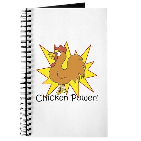 Chicken Power Journal