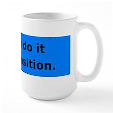 Doulas Do it Mug
