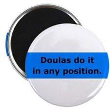 "Doulas Do it 2.25"" Magnet (10 pack)"
