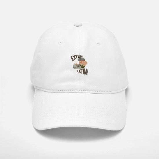 Extra Extra Baseball Cap