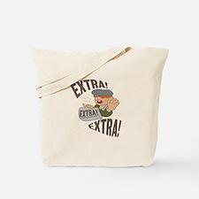 Extra Extra Tote Bag