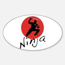 Ninja Ninja Decal