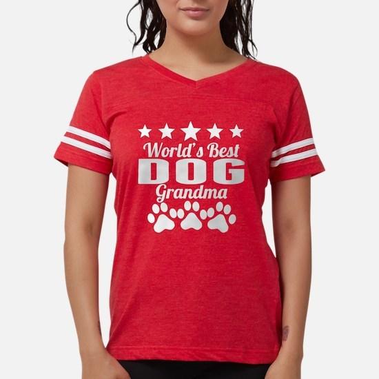 World's Best Dog Grandma T-Shirt