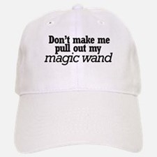 Magic wand Baseball Baseball Cap