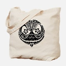 Jack Scarry Face Tote Bag