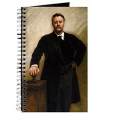 T Roosevelt by Sargent Journal