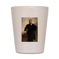 T Roosevelt by Sargent Shot Glass
