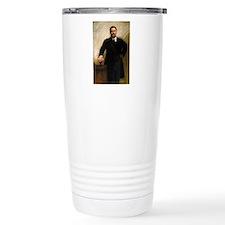 T Roosevelt by Sargent Travel Mug